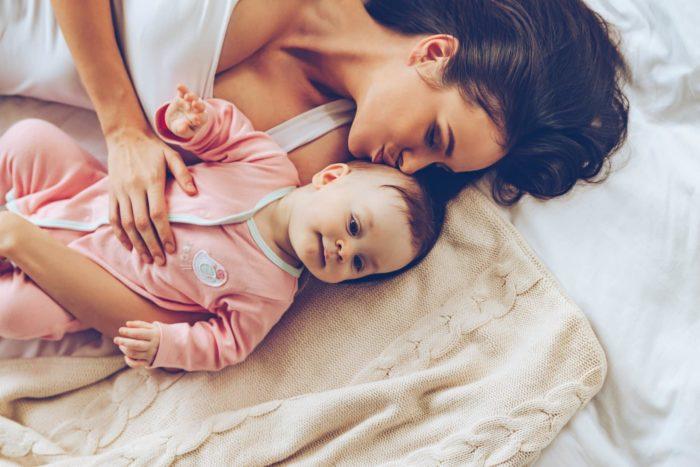 Послеродовая диета и питание для кормящей матери