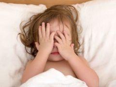 Нарушение сна у детей — причины и лечение