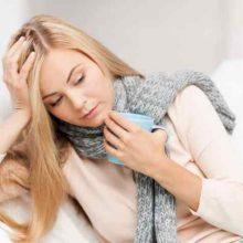 Как лечить простуду при беременности