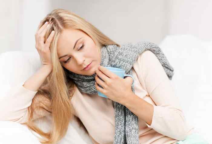 Простуда при беременности, лечение простуды при беременности