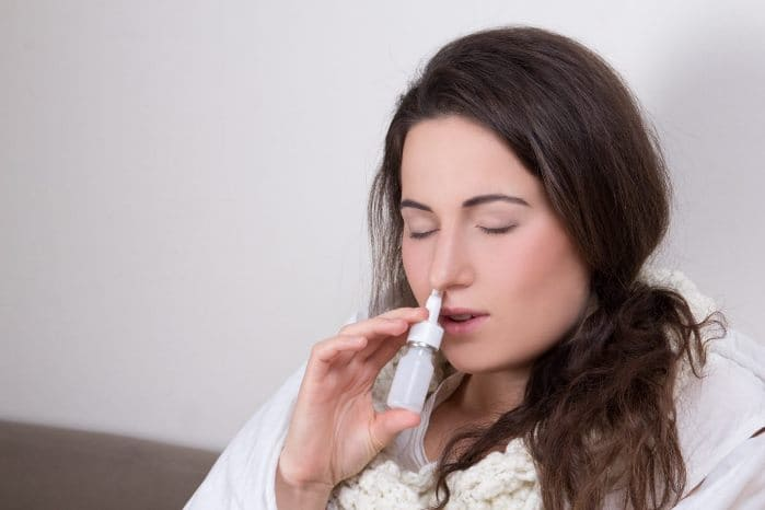 Можно ли брызгать в нос мирамистин беременным — Болезни полости рта