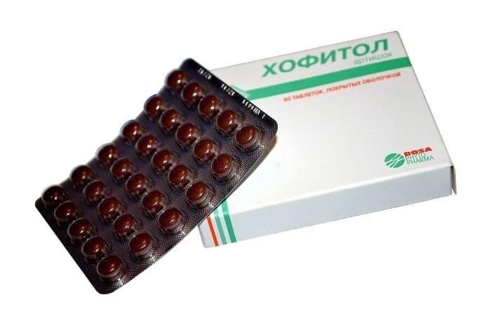 Хофитол инструкция по применению для беременных таблетки