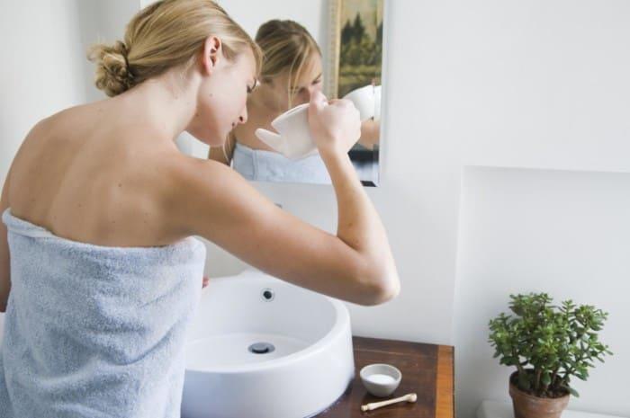 Можно ли полоскать горло ромашкой при беременности